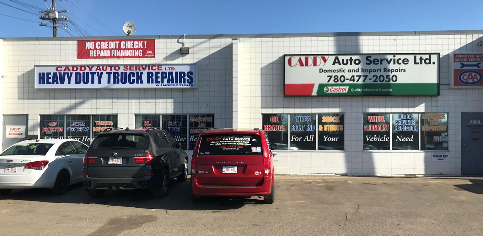 Car Repair service center Edmonton