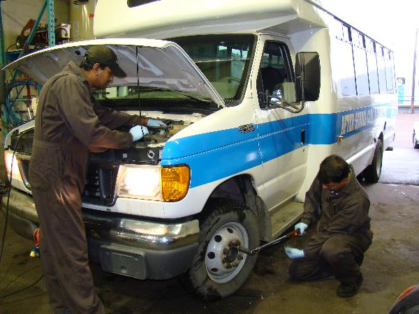 brake repair in Edmonton